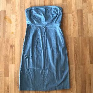 Strapless Gap Dress
